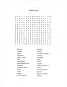 CT Gnomeling Wordfind