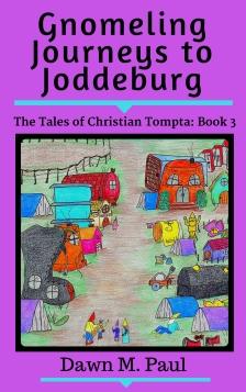Gnomeling Journeys to Joddeburg Kindle Cover